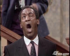 La bulle de Vero - the Cosby Show 7