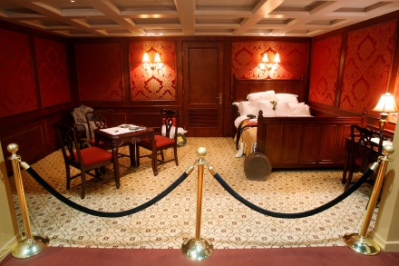 La bulle de Vero - Exposition sur le Titanic 10