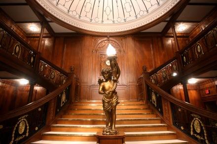 La bulle de Vero - Exposition sur le Titanic 11