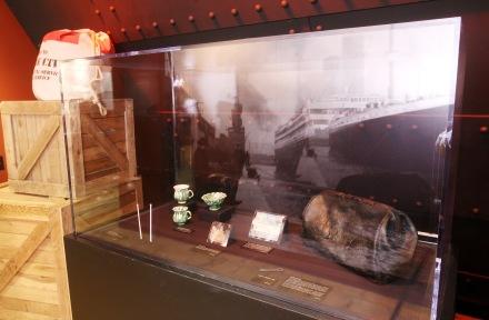 La bulle de Vero - Exposition sur le Titanic 15