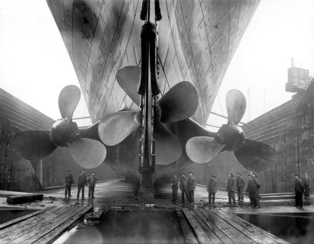 La bulle de Vero - Exposition sur le Titanic 19