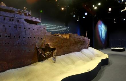 La bulle de Vero - Exposition sur le Titanic 20
