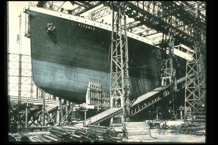 La bulle de Vero - Exposition sur le Titanic 6