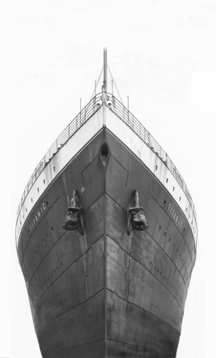 La bulle de Vero - Exposition sur le Titanic 7