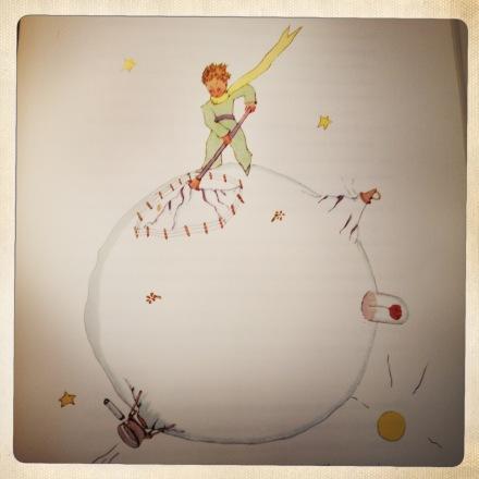 La bulle de Vero - Le Petit Prince 3