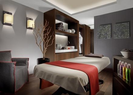 The SPA, Schweizerhof Hotel