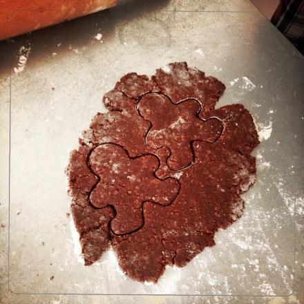 La bulle de Vero - Biscuits de Noel 2