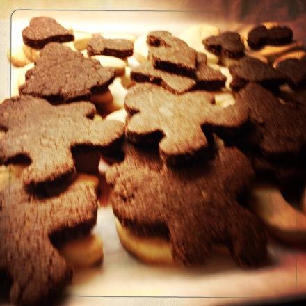 La bulle de Vero - Biscuits de Noel 5