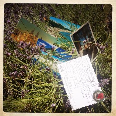 La bulle de Vero  - Cartes postales (3)