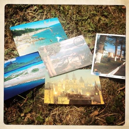 La bulle de Vero  - Cartes postales