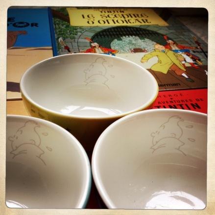 La bulle de Vero - Tintin