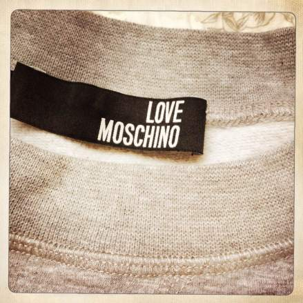 La bulle de Vero - Moschino (2)
