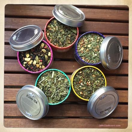 La bulle de Vero - Kusmi Tea (2)