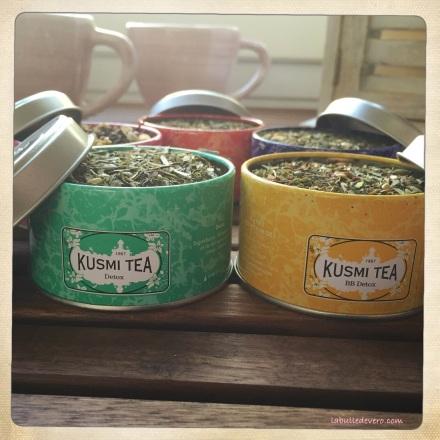 La bulle de Vero - Kusmi Tea (3)