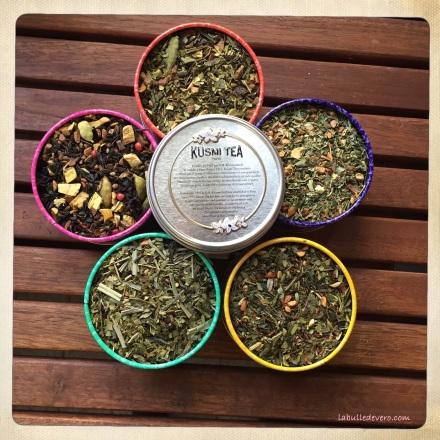 La bulle de Vero - Kusmi Tea (4)