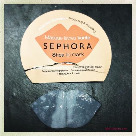 La bulle de Vero - Masques Sephora (4)