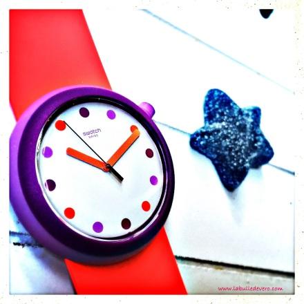 La bulle de Vero - Swatch (2)