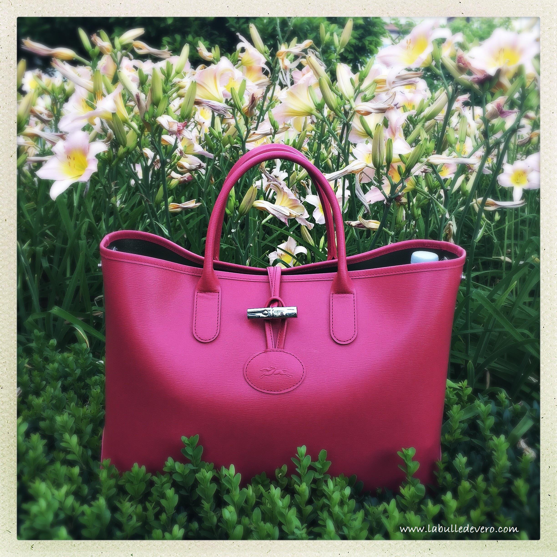 Mon sac tout rose! | La bulle de Vero